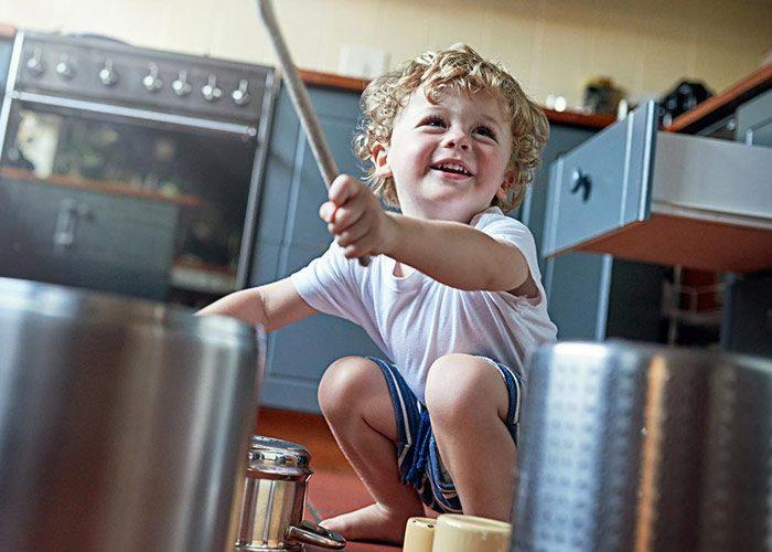 زمان شروع تربیت اصولی کودک