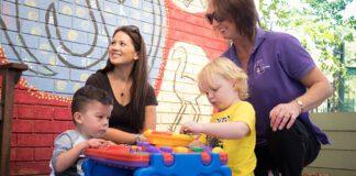 حمایت از والدین کودک مبتلا به اوتیسم
