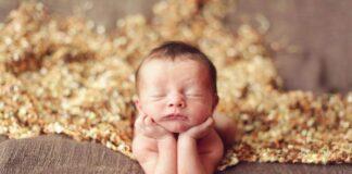 رشد کودک یک هفته ای