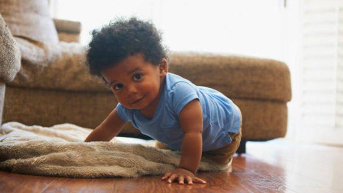 نه ماهگی و رشد کودک