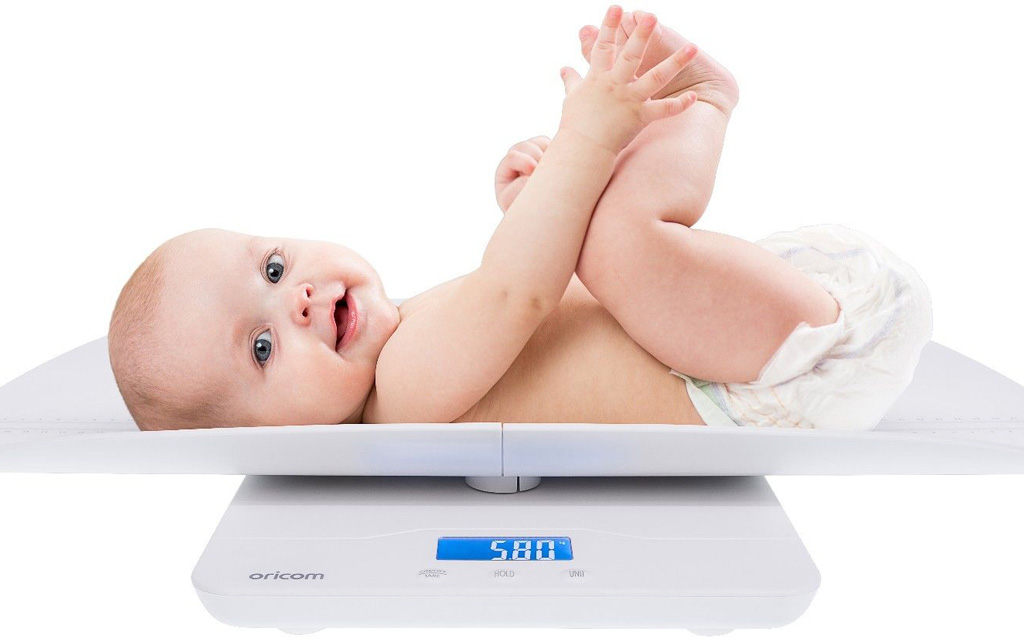 علت کم شدن وزن کودک