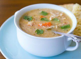 سوپ گرم زمستانی