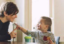 یادگیری زبان کودک