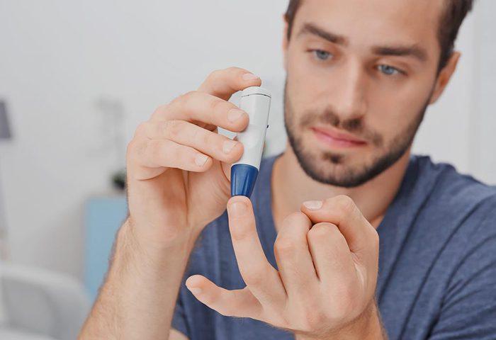 تاثیر دیابت در ناباروری مردان