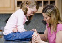کمک های اولیه برای کودکان