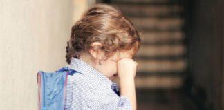 ترس از مدرسه پیش دبستانی