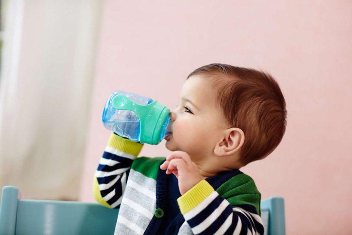 نوشیدنی های مغذی برای کودک