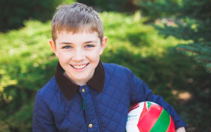 رشد فیزیکی کودک ده ساله
