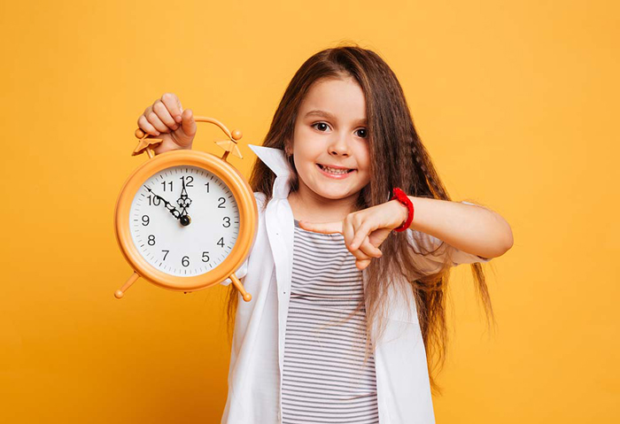 آموزش صبوری به کودکان