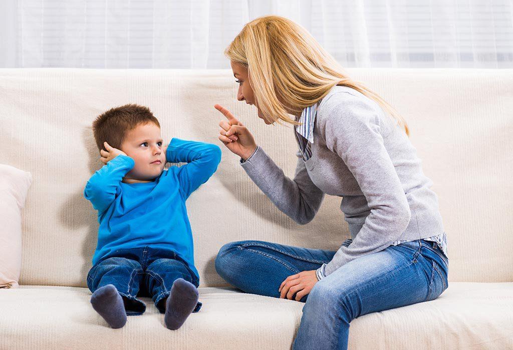 مشکلات رفتاری کودکان ۵ سال