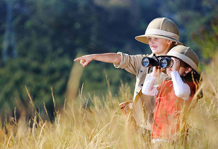 مزایای کنجکاوی برای کودکان