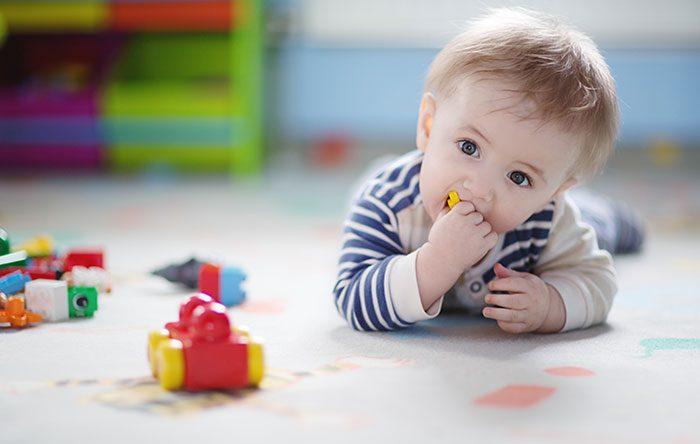 کودکان و مهارت حس چشایی کودک
