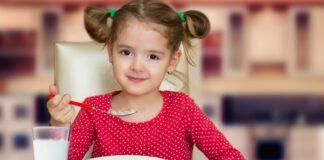 رژیم غذایی کودک