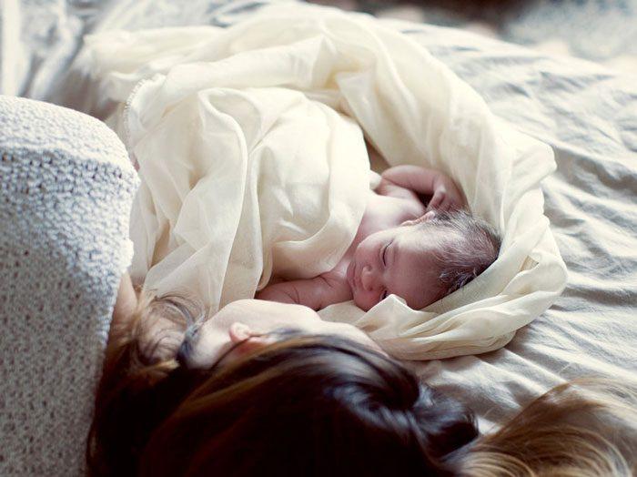 تغییر الگوی خواب والدین