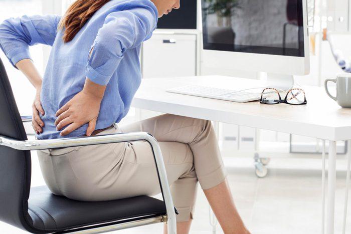 درد کمر بعد از بارداری