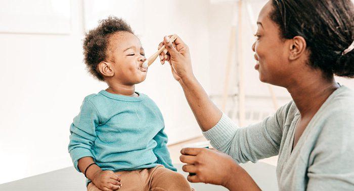 فواید کلسیم برای کودک