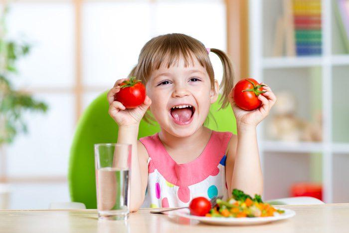 مواد مغذی برای کودکان