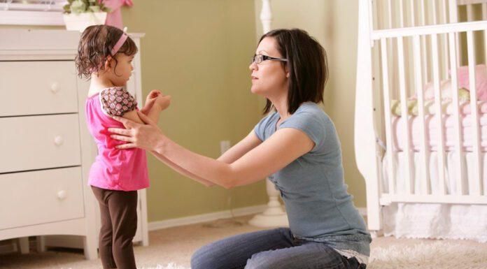 آموزش انضباط به کودکان