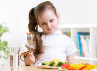 خوردن سبزیجات