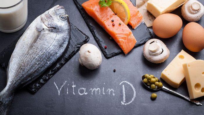 غذاهای سرشار ویتامین دی