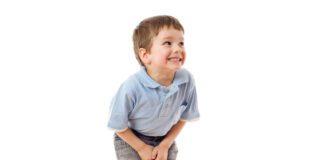تکرر ادرار در کودکان