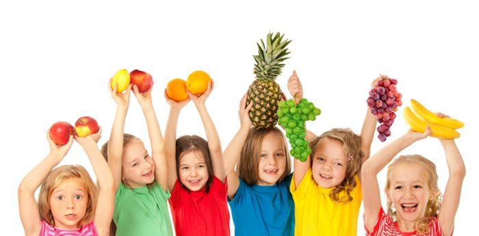 اهمیت خوردن میوه ها و سبزیجات