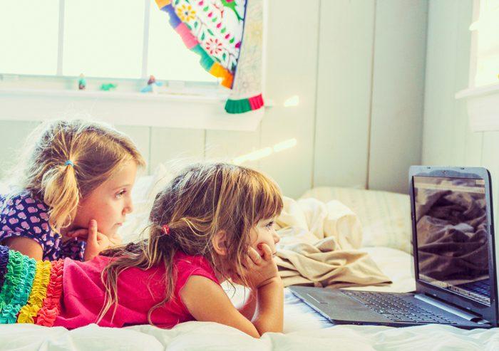 حدایی کودک از تکنولوژی