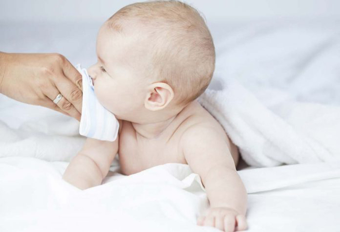 آبریزش بینی در کودکان