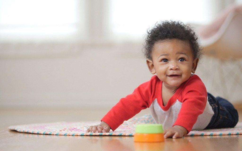 نقش حواس در رشد کودک