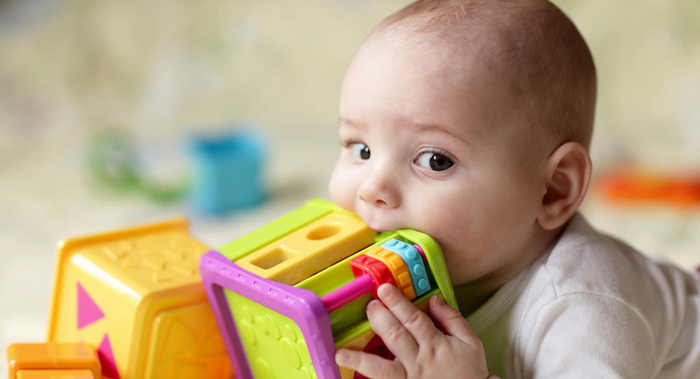 حواس و تقویت مهارت کودک