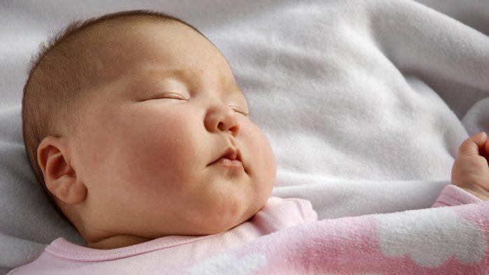 رشد نوزاد هفت هفته ای