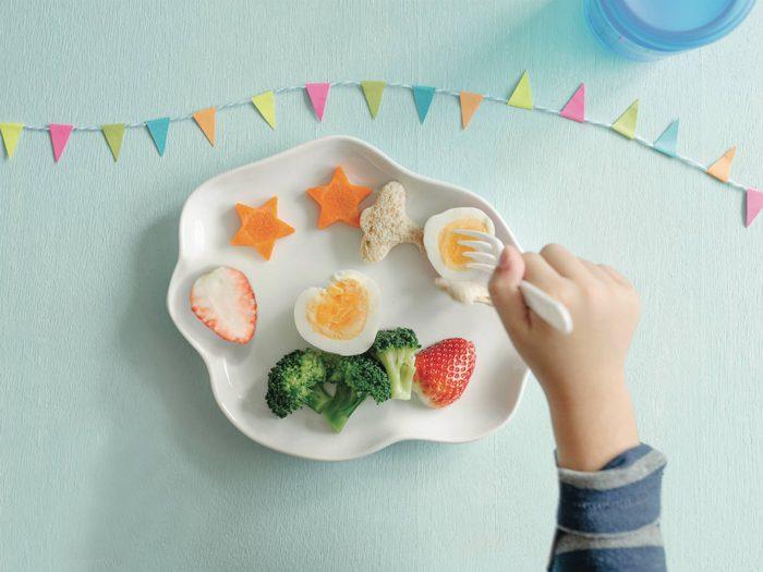 پروتئین در رژیم غذایی کودک