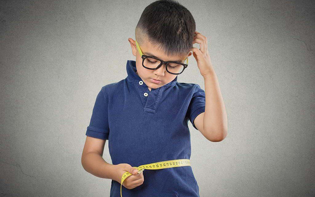 دلایل کاهش وزن کودک