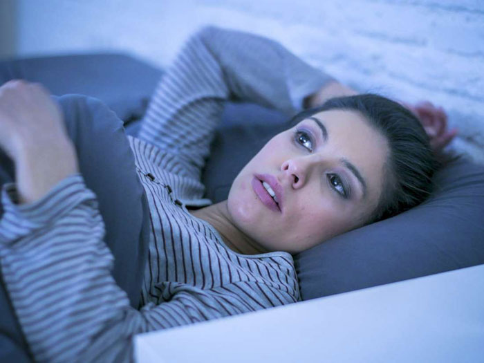 بی خوابی بارداری