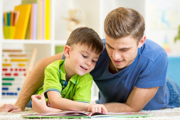 قصه خواندن برای کودک