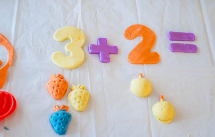 آموزش ریاضی به کودک