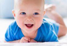 رشد کودک شانزده هفته ای