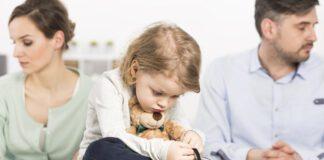 اثرات منفی طلاق روی کودک