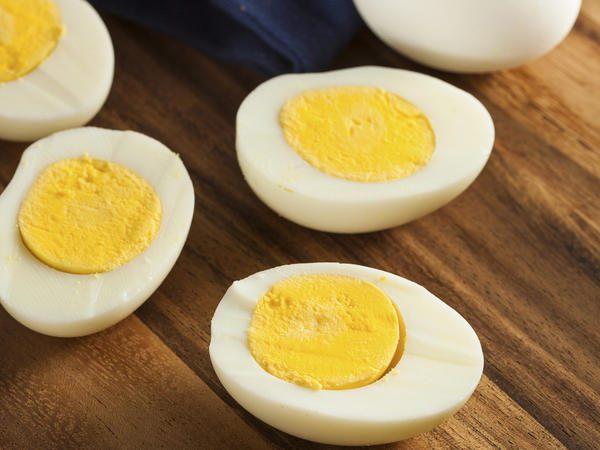 تخم مرغ برای کودک
