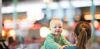 غذای مسافرتی برای کودک