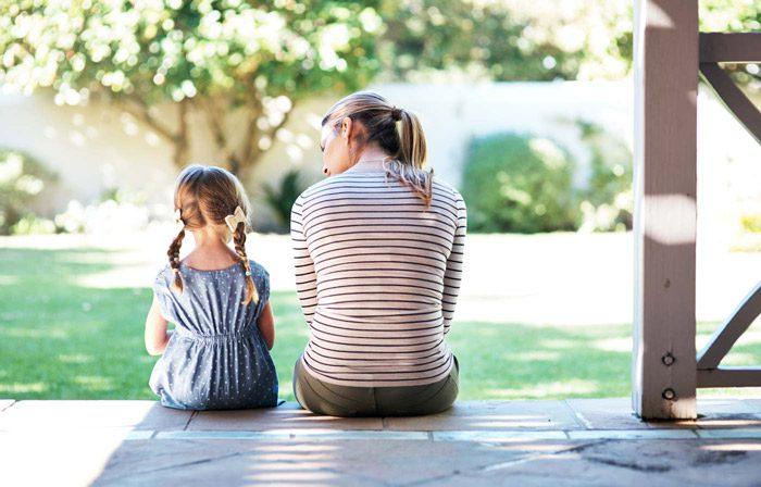 سن کودک و طلاق والدین