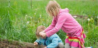 لند آرت با کودک