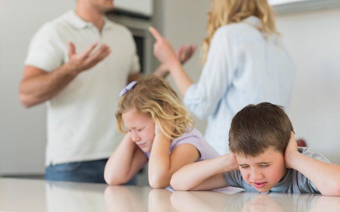 اثرات جسمی طلاق