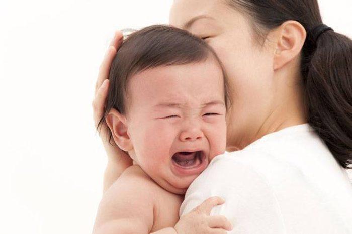 کولیک در نوزادان