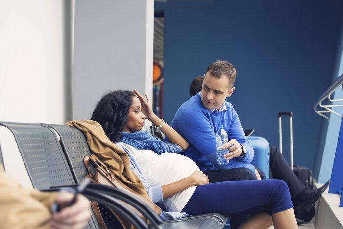 سفر با قطار در دوران بارداری