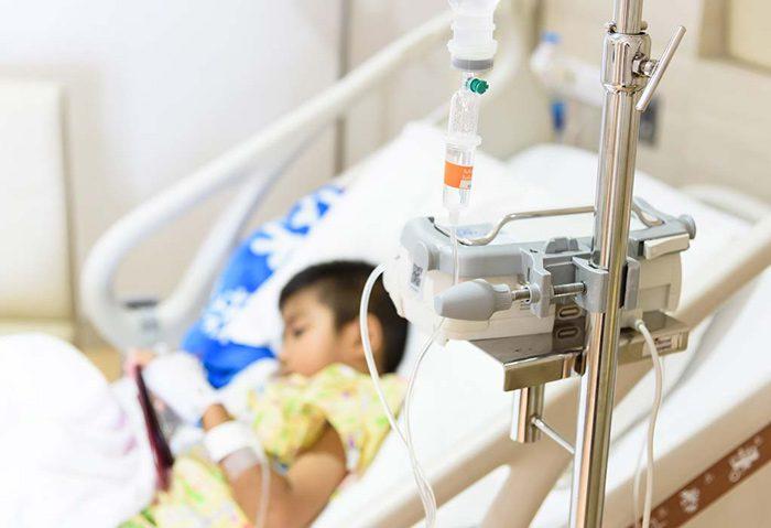 درمان تالاسمی کودکان