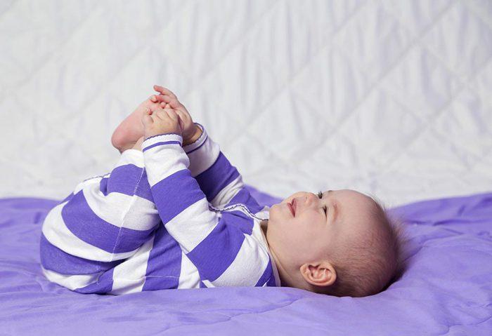 مراقبت از کودک بیست و پنج هفته ای