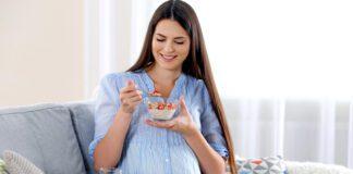 رژیم غذایی ماه دوم بارداری