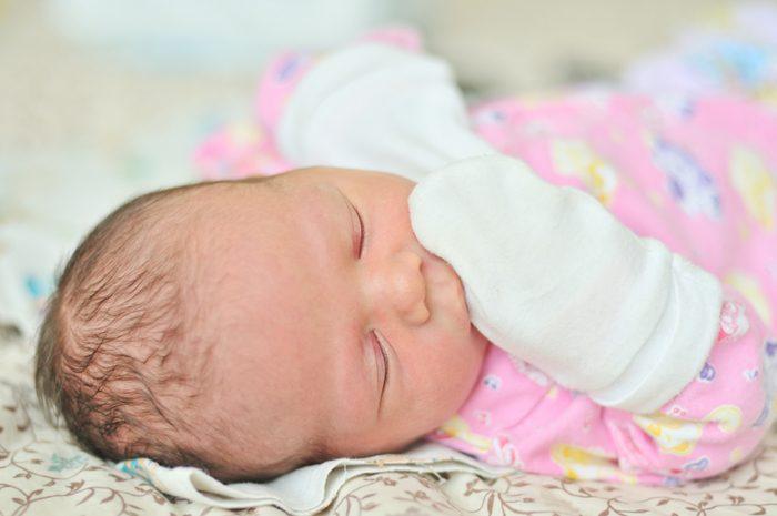 دستکش نوزاد