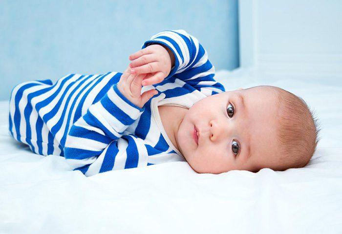 هفته بیست و پنجم رشد کودک
